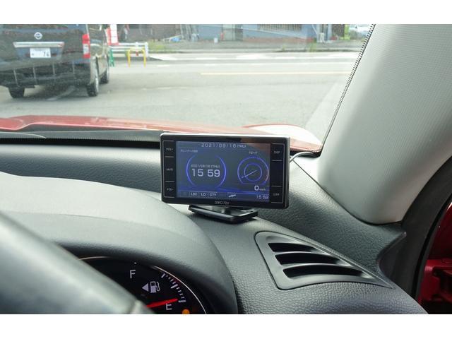 タイプS 6MT車 HKS車庫調 アドバンレーシング18AW アールマジックマフラー ディスチャージ フォグ 社外ナビ フルセグTV Bカメラ オービスレーダー 追加ツイーター ステリモ Bluetooth(32枚目)