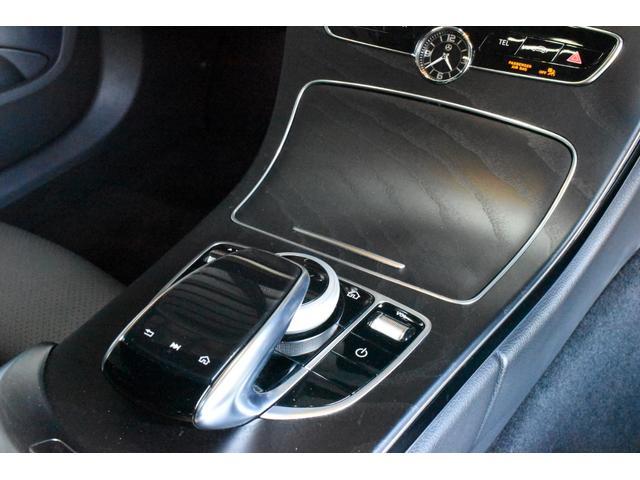 C220dアバンギャルド AMGライン レーダーセーフティパッケージ パノラミックスライディングルーフ エアサス ブラックレザー(26枚目)