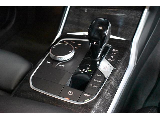 320d xDriveMスポーツハイラインパッケージ コンフォートPKG パーキングアシストPKG 全周囲カメラ 純正18インチAW ブラックレザー(25枚目)
