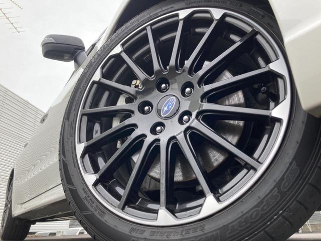 1.6STIスポーツアイサイト ブラックセレクション F型 OPレカロシート セイフティ+ 純正8型ナビ バックカメラ ETC LEDヘッド シートヒーター(19枚目)
