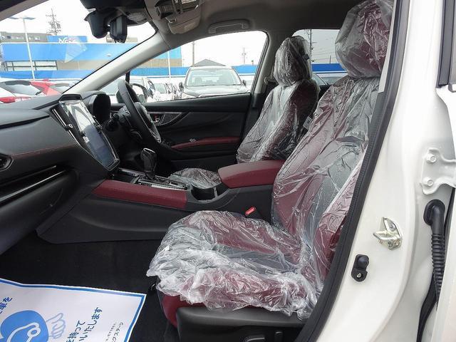 STIスポーツ EX 登録済未使用車 11.6型インフォメーションディスプレイナビ アイサイトX 電子制御ダンパー デジタルマルチビューモニター 電動リアゲート 前席パワーシート 全席シートヒーター リアフォグライト(33枚目)