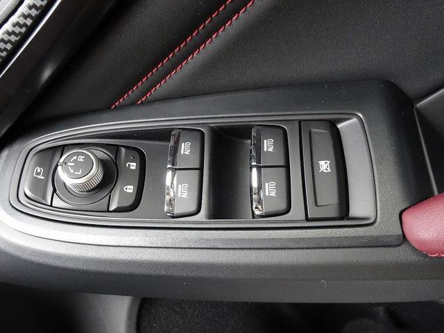 STIスポーツ EX 登録済未使用車 11.6型インフォメーションディスプレイナビ アイサイトX 電子制御ダンパー デジタルマルチビューモニター 電動リアゲート 前席パワーシート 全席シートヒーター リアフォグライト(34枚目)