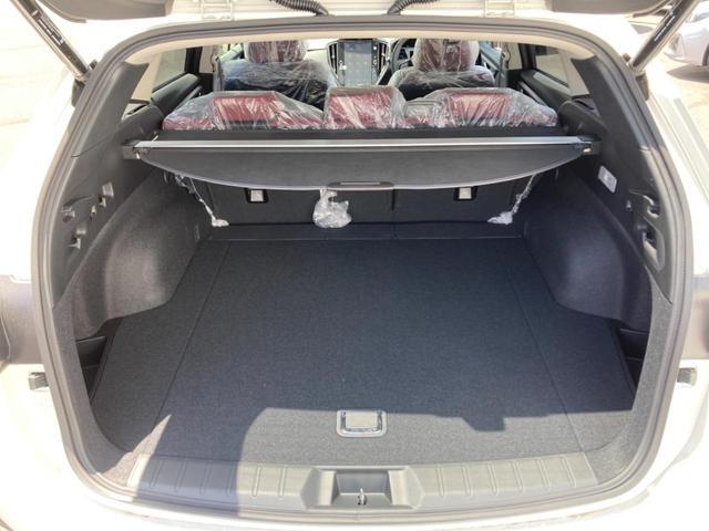 STIスポーツ EX 登録済未使用車 11.6型インフォメーションディスプレイナビ アイサイトX 電子制御ダンパー デジタルマルチビューモニター 電動リアゲート 前席パワーシート 全席シートヒーター リアフォグライト(55枚目)