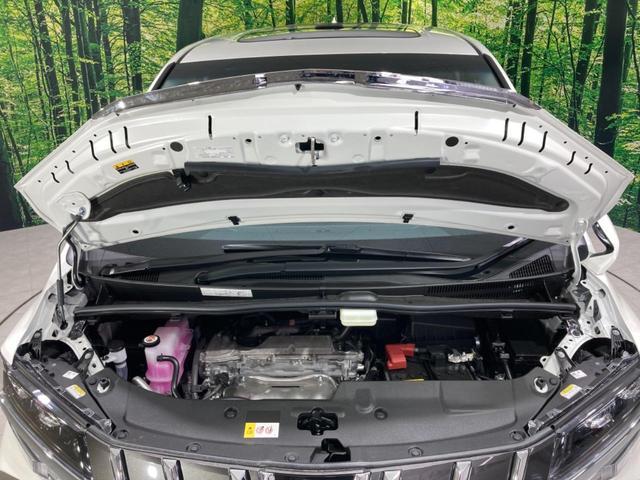 2.5S 新型ディスプレイオーディオ サンルーフ 登録済未使用車 トヨタセーフティセンス 両側電動スライドドア レーダークルーズコントロール LEDヘッドライト レーンアシスト オートハイビーム(21枚目)