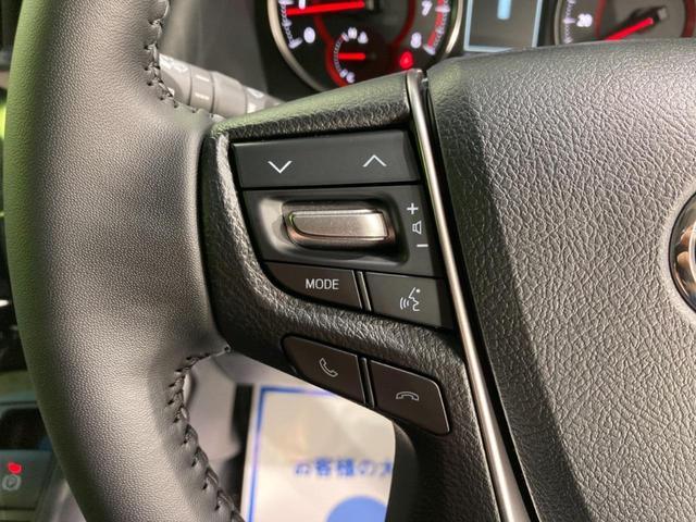2.5S 新型ディスプレイオーディオ サンルーフ 登録済未使用車 トヨタセーフティセンス 両側電動スライドドア レーダークルーズコントロール LEDヘッドライト レーンアシスト オートハイビーム(57枚目)