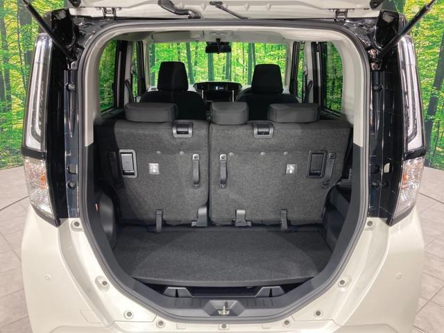 カスタムG トヨタセーフティーセンス 登録済み未使用車 両側電動スライドドア レーダークルコン LEDヘッドライト 電動パーキング 新型 スマートキー(13枚目)