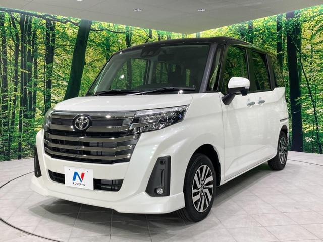 カスタムG トヨタセーフティーセンス 登録済み未使用車 両側電動スライドドア レーダークルコン LEDヘッドライト 電動パーキング 新型 スマートキー(17枚目)