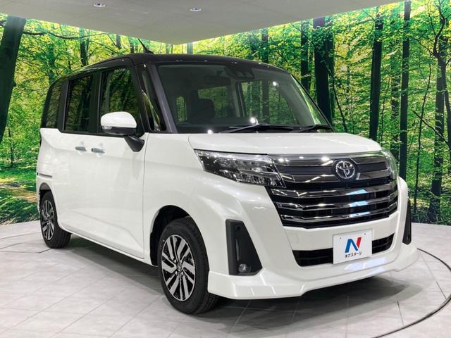 カスタムG トヨタセーフティーセンス 登録済み未使用車 両側電動スライドドア レーダークルコン LEDヘッドライト 電動パーキング 新型 スマートキー(18枚目)