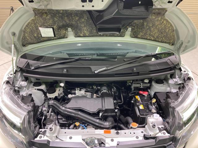 カスタムG トヨタセーフティーセンス 登録済み未使用車 両側電動スライドドア レーダークルコン LEDヘッドライト 電動パーキング 新型 スマートキー(47枚目)