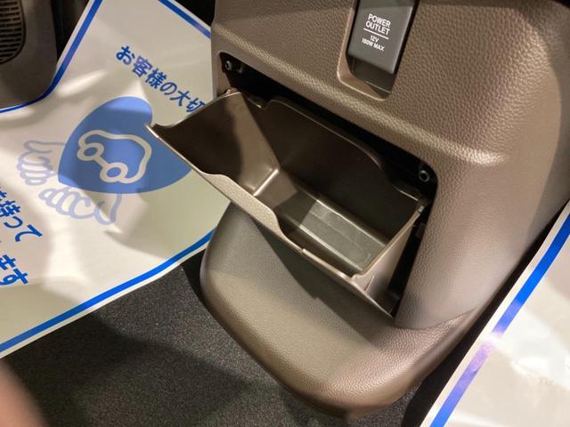 L ホンダセンシング 届出済未使用車 レーダークルーズコントロール レーンアシスト クリアランスソナー シートヒーター スマートキー プッシュスタート(45枚目)