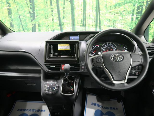 X トヨタセーフティセンス 両側電動スライドドア スマートエントリーシステム インテリジェントクリアランスソナー 登録済未使用車 LEDヘッドライト(4枚目)