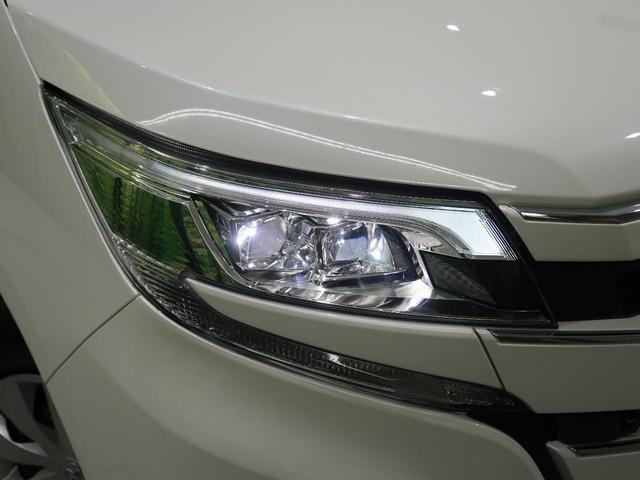 X トヨタセーフティセンス 両側電動スライドドア スマートエントリーシステム インテリジェントクリアランスソナー 登録済未使用車 LEDヘッドライト(12枚目)