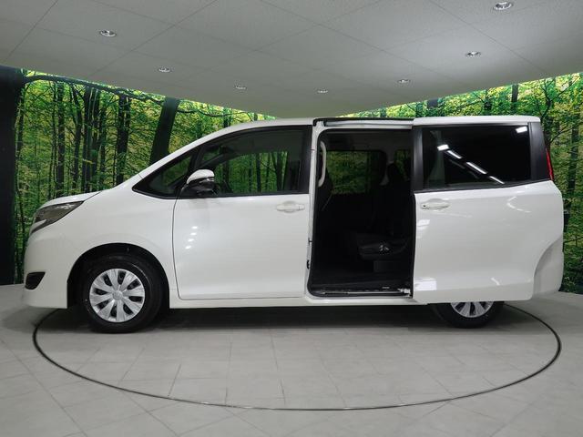 X トヨタセーフティセンス 両側電動スライドドア スマートエントリーシステム インテリジェントクリアランスソナー 登録済未使用車 LEDヘッドライト(19枚目)