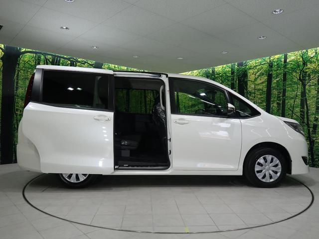 X トヨタセーフティセンス 両側電動スライドドア スマートエントリーシステム インテリジェントクリアランスソナー 登録済未使用車 LEDヘッドライト(27枚目)