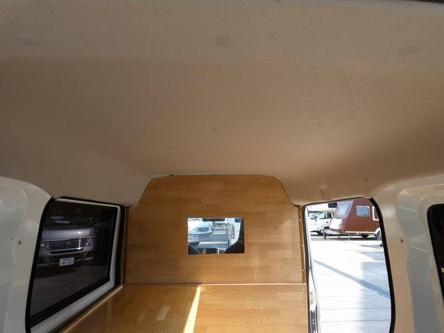 GX ハイルーフ 移動販売車 キッチンカー 軽自動車加工車8ナンバー登録 給水排水タンク 2槽シンク カウンターテーブル 100Vコンセント(33枚目)