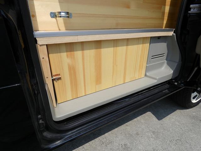 ジョインターボ 移動販売車 キッチンカー 新規架装  ハイルーフ ターボモデル 2槽シンク サイドカウンター リアカウンター 給水ポンプ フォーセット SDナビ TV ETC ドライブレコーダー バックカメラ(16枚目)