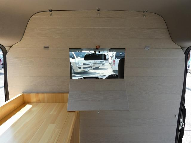 ジョインターボ 移動販売車 キッチンカー 新規架装  ハイルーフ ターボモデル 2槽シンク サイドカウンター リアカウンター 給水ポンプ フォーセット SDナビ TV ETC ドライブレコーダー バックカメラ(21枚目)