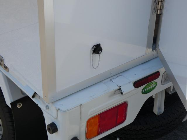 KCエアコン・パワステ 移動販売車 キッチンカー 2槽シンク 給水20L連結タンク 排水20L連結タンク 電動給水ポンプ 足踏み式スイッチ 漏電ブレーカー LED室内照明 換気扇 100Vコンセント 外部電源 外部電源コード(40枚目)