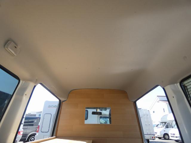 移動販売車 キッチンカー ケータリングカー フードトラック フレンチバス仕様 移動販売加工車8ナンバー登録 2槽シンク 作業台 給水タンク 排水タンク 給水電動ポンプ 販売カウンター(5枚目)