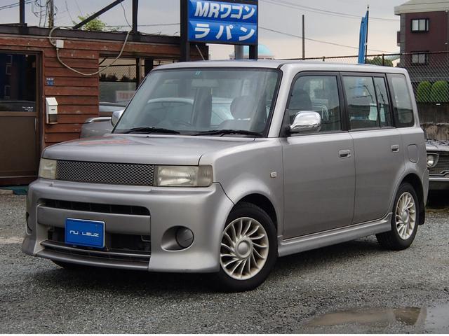 トヨタ Z エアロ 純正オプションメッシュグリル