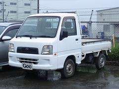 サンバートラック4WD 三方開