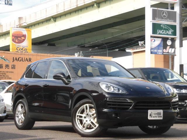 「ポルシェ」「ポルシェ カイエン」「SUV・クロカン」「愛知県」の中古車3