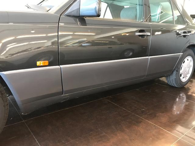 E320 W124 ガレージ保管 レストア 取説あり 木目調(13枚目)