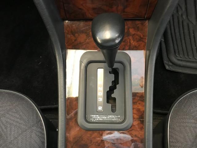 E320 W124 ガレージ保管 レストア 取説あり 木目調(27枚目)