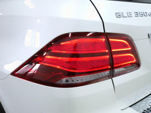 GLE350 d 4マチック スポーツ 4年保証 新車保証(8枚目)