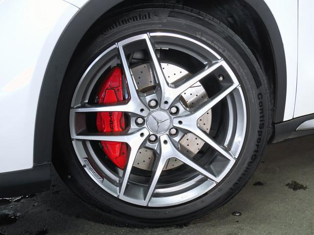 GLA45 4マチック 4年保証 新車保証(17枚目)