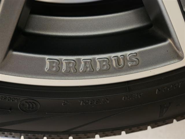 ブラバス エクスクルーシブ 1年保証 新車保証(9枚目)