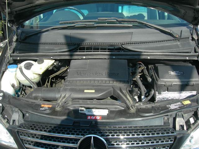 メルセデス・ベンツ M・ベンツ V350 トレンド HDDナビ 地デジ バックカメラ ETC