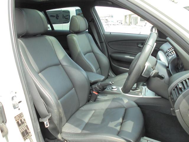 BMW BMW 130i Mスポーツ 純正ナビ サンルーフ 本革シート