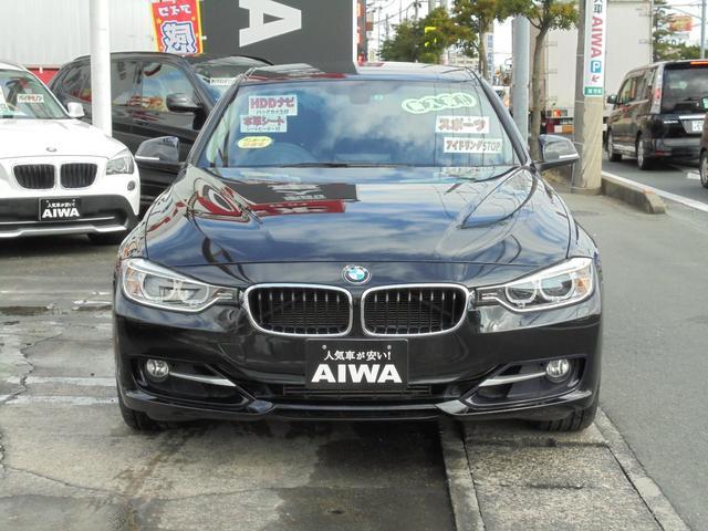 BMW BMW 320i スポーツ ワンオーナー 禁煙車 純正ナビ ETC