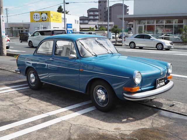 「フォルクスワーゲン」「VW タイプIII」「クーペ」「静岡県」の中古車3
