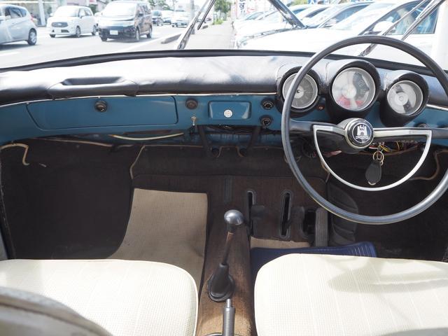 「フォルクスワーゲン」「VW タイプIII」「クーペ」「静岡県」の中古車7