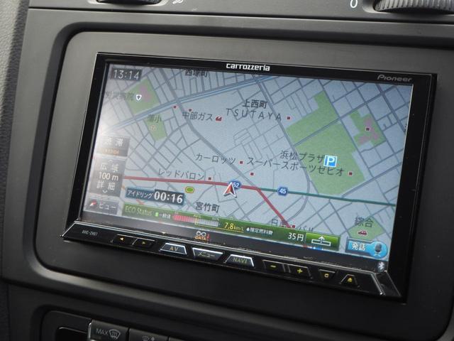 TSIコンフォートラインプレミアムエディション 特別仕様車 社外ナビTV バックカメラ アルカンターラコンビシート デュアルオートエアコン レインセンサーワイパー ルーフレール Bluetooth 純正16インチAW バイキセノン キーレス ETC(10枚目)