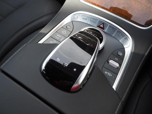 S550プラグインハイブリッドロング 禁煙車 レーダーセーフティーパッケージ サンルーフ 純正ナビ 全方位カメラ コーナーセンサー 黒革シート シートヒーター シートベンチレーター PWシート PWトランク ACC エアサス ETC(11枚目)