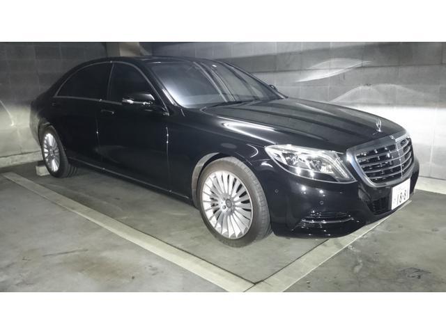 S550プラグインハイブリッドロング 禁煙車 レーダーセーフティーパッケージ サンルーフ 純正ナビ 全方位カメラ コーナーセンサー 黒革シート シートヒーター シートベンチレーター PWシート PWトランク ACC エアサス ETC(35枚目)