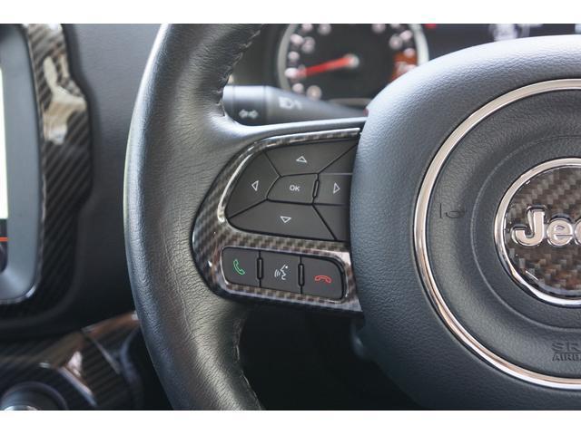 メーター内ディスプレイの操作はハンドルから手を離さずに操作可能です!