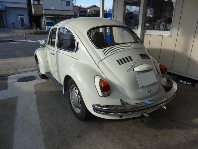 フォルクスワーゲン VW ビートル 1302S