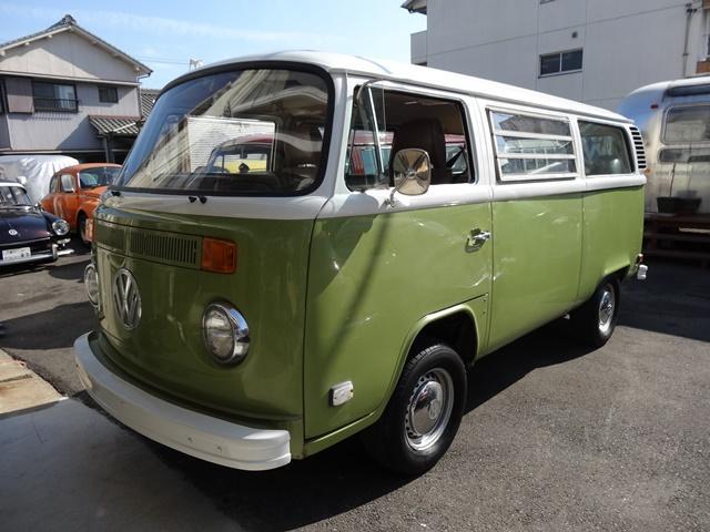 フォルクスワーゲン VW タイプII レイトバス オートマチック