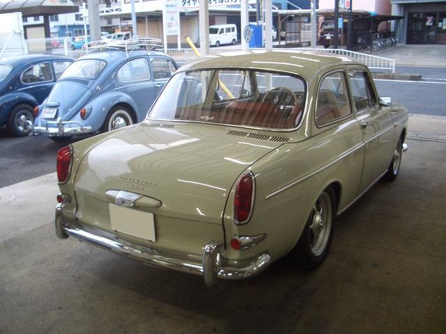 「フォルクスワーゲン」「VW タイプIII」「クーペ」「愛知県」の中古車3