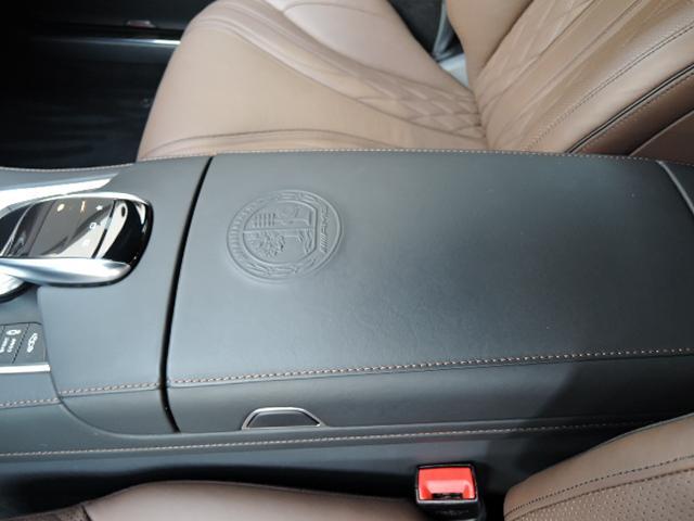 S63 4マチック ロング ディーラー車(20枚目)
