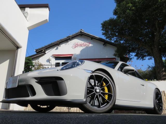 911GT3 ツーリング 6MT 新車並行車 ワンオーナー 左ハンドル(5枚目)