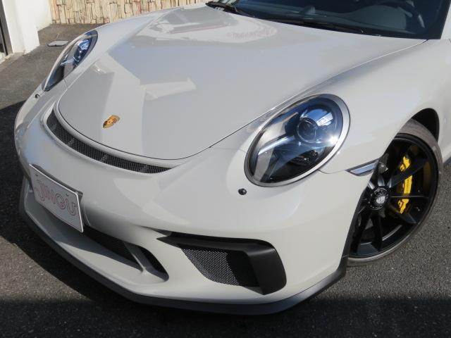 911GT3 ツーリング 6MT 新車並行車 ワンオーナー 左ハンドル(9枚目)