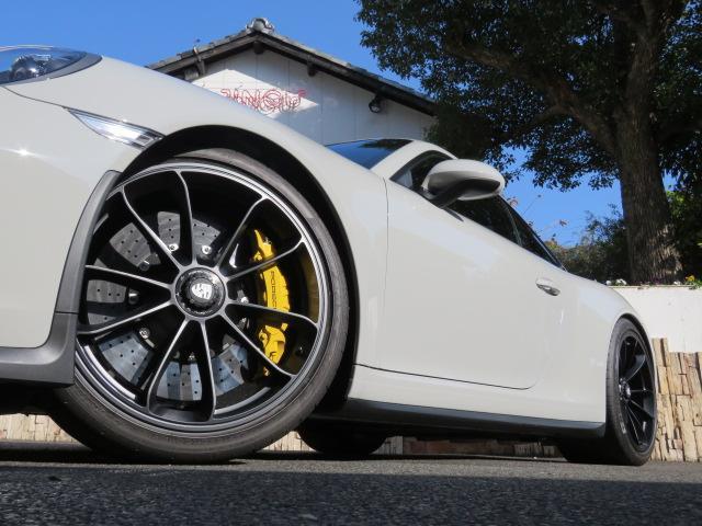 911GT3 ツーリング 6MT 新車並行車 ワンオーナー 左ハンドル(10枚目)