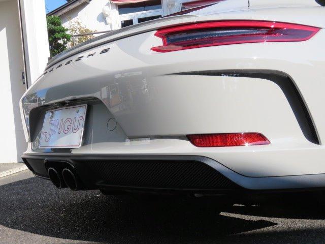 911GT3 ツーリング 6MT 新車並行車 ワンオーナー 左ハンドル(16枚目)