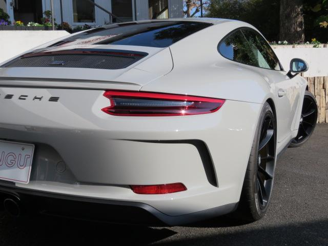 911GT3 ツーリング 6MT 新車並行車 ワンオーナー 左ハンドル(17枚目)