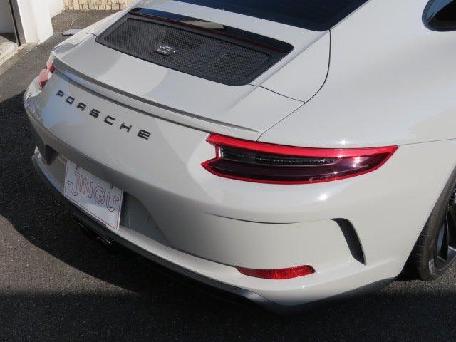 911GT3 ツーリング 6MT 新車並行車 ワンオーナー 左ハンドル(18枚目)